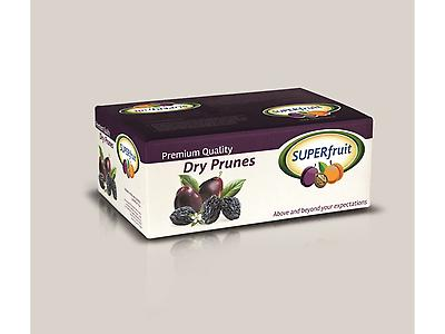 Pitted Prunes EX 40-50