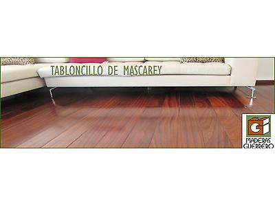 Piso de Tabloncillo de Mascarey
