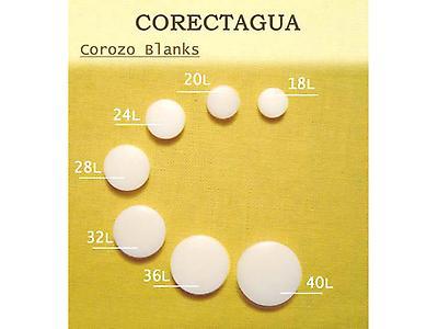 Corozo Blanks