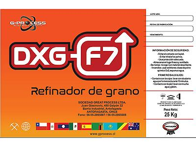 ADITIVO REFINADOR DE GRANO DXG-F7