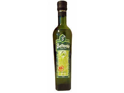 Aceite de Oliva Extra Virgen Bethania 500