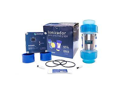 Ionizador para Piscinas y Spas Modelo ECO 50L