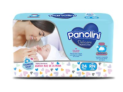 Panolini Delicare Baby Diapers