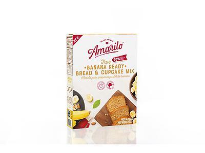 Banana Ready: Bread - Cupcake - Waffle Mix.