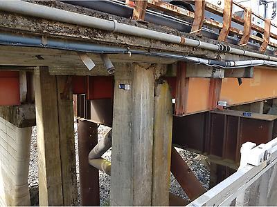 Monitoreo de Salud Estructural de Puentes