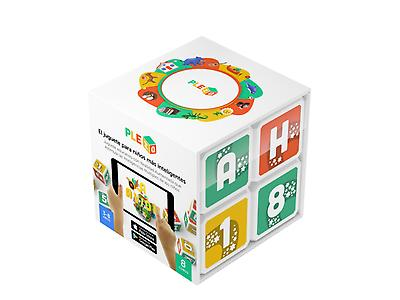 PleIQ - Smart cubes with AR for early learners