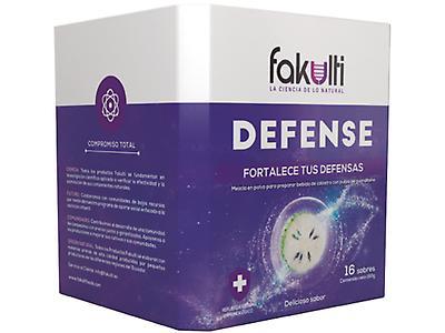 Defense - Fortalece el sistema inmunológico