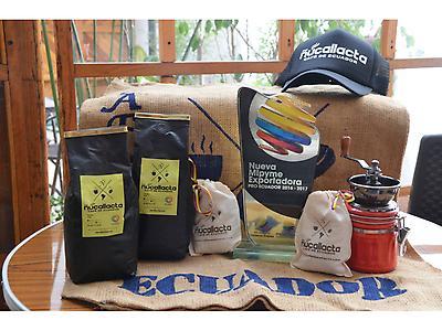 Specialty Coffee From Ecuador