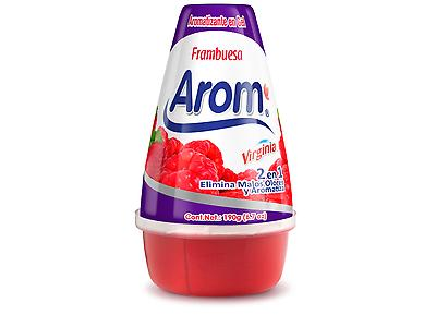 Aromatizante en gel Frambuesa 190gr.