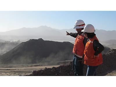 Ingeniería para depósitos de relaves (TSF)