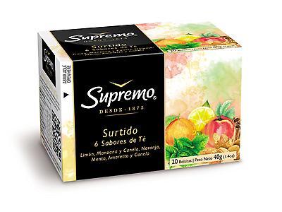 Six Flavored Tea