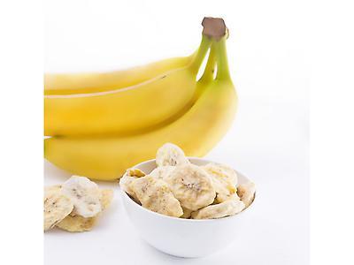 Banano Liofilizado