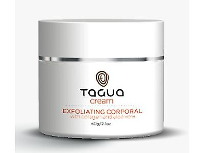 Crema Exfoliante con Tagua