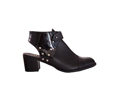 Botin Margot Cut Negro