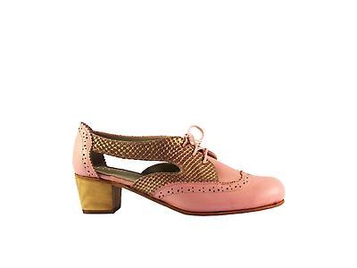 Zapato Pecora Rebeca Rosa