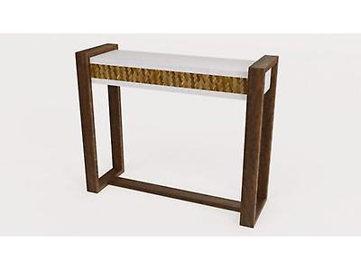 Consola bamboo (guaduá)