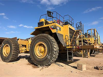 maquinarias para mineria, construcción e industria