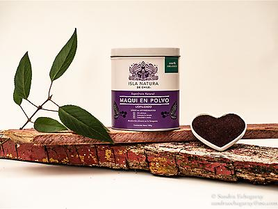 Premium Organic Maqui Berry Powder